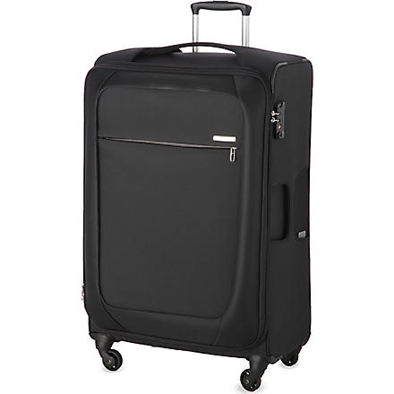 SAMSONITE B-Lite four-wheel suitcase 77cm (Black
