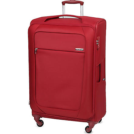 SAMSONITE B-Lite four-wheel suitcase 77cm (Red
