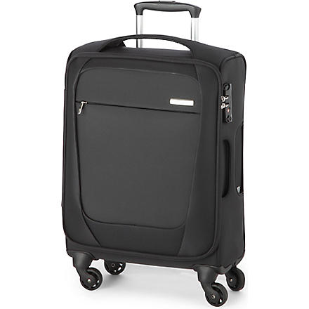 SAMSONITE B-Lite four-wheel cabin suitcase 55cm (Black