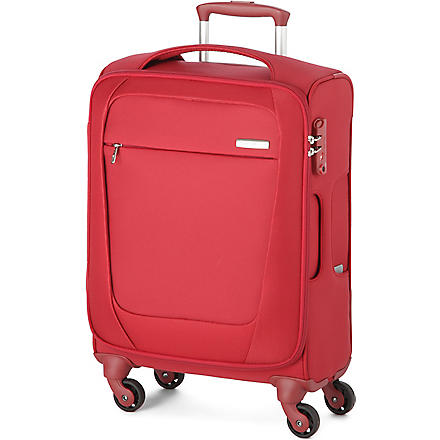 SAMSONITE B-Lite four-wheel cabin suitcase 55cm (Red