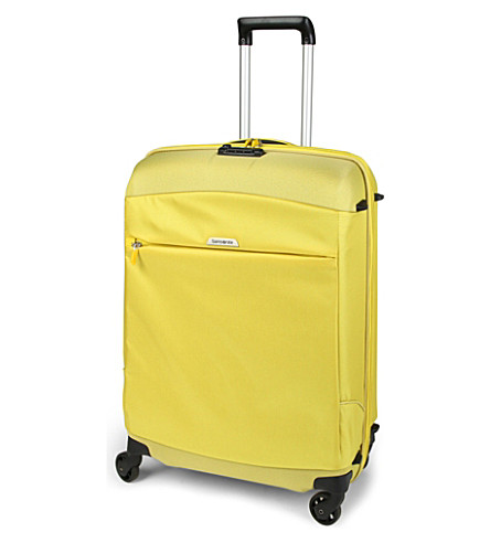 SAMSONITE Motio 4-wheel spinner 68cm (Yellow