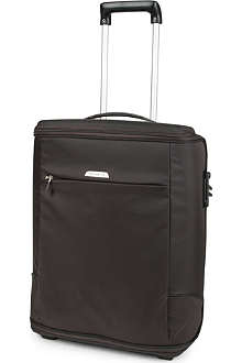 SAMSONITE Motio two-wheel suitcase with garment bag 55cm