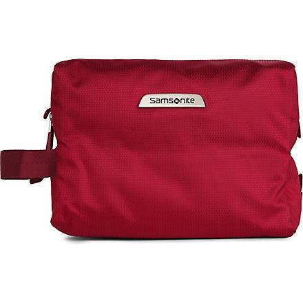 SAMSONITE Motio wash bag (Red