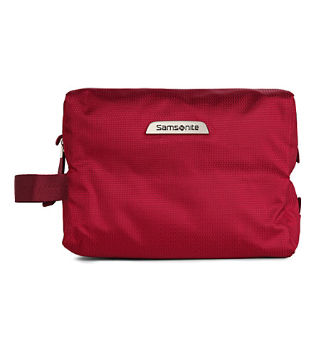 SAMSONITE Motio wash bag (Red