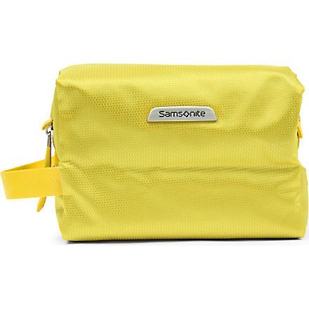 SAMSONITE Motio wash bag (Yellow