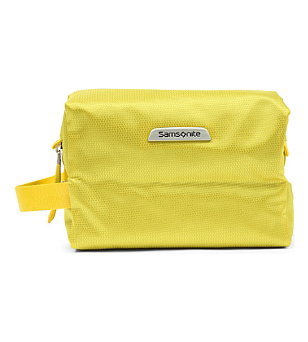 SAMSONITE Motio wash bag (Yellow