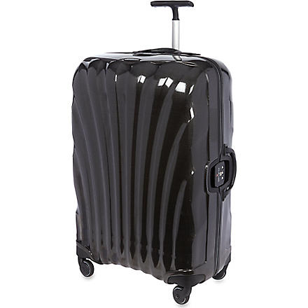 SAMSONITE Litelocked four wheeled spinner suitcase (Black