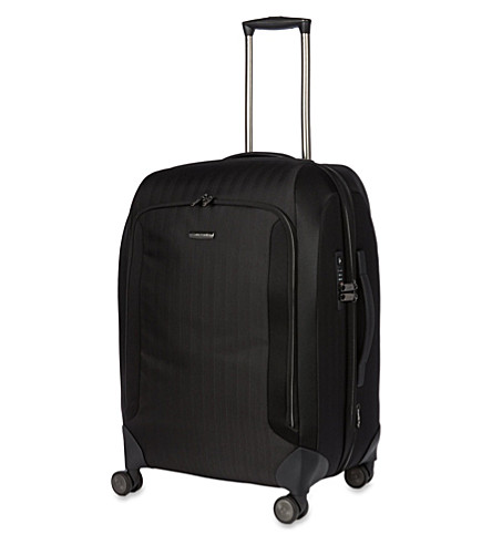 SAMSONITE Tailor-Z four-wheel suitcase (Black