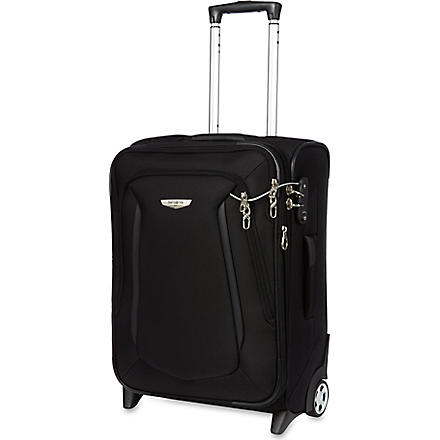 SAMSONITE XBlade 2.0 Expandable two-wheel suitcase 55cm (Black