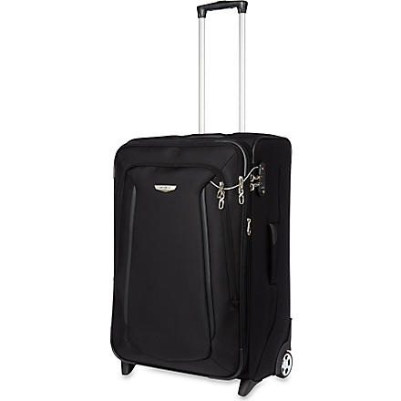 SAMSONITE XBlade 2.0 expandable two-wheel suitcase 68cm (Black