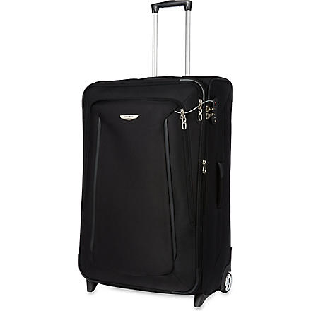 SAMSONITE XBlade 2.0 expandable two-wheel suitcase 77cm (Black