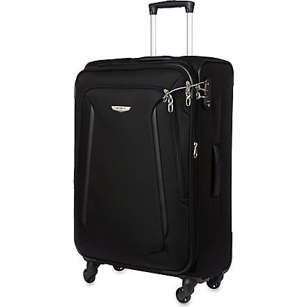 SAMSONITE XBlade 2.0 four-wheel suitcase 72cm (Black