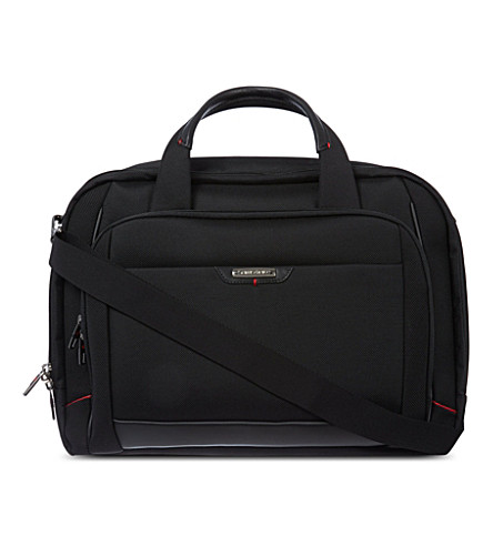 SAMSONITE DLX 4 in-flight bag (Black