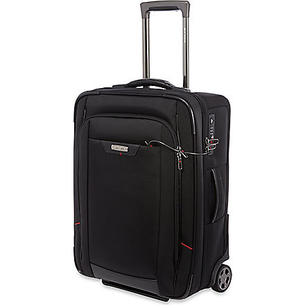 SAMSONITE Pro-DLX⁴Upright two-wheel suitcase (Black