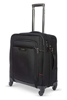 SAMSONITE Pro-DLX cabin four-wheel cabin suitcase