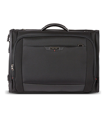 SAMSONITE Pro-DLX⁴Tri-Fold Garment bag (Black