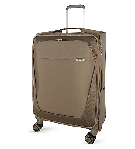 SAMSONITE B-Lite 3 Spinner 71 four-wheel suitcase (Walnut