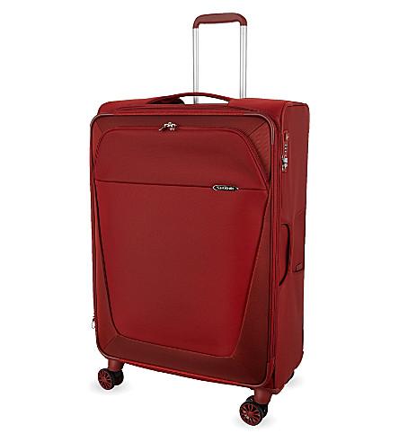 SAMSONITE B-Lite 3 Spinner 78 four-wheel suitcase (Red