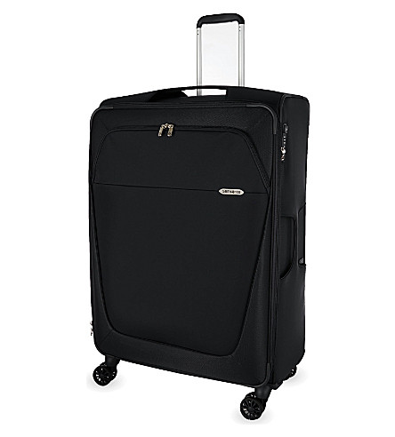 SAMSONITE B-Lite Spinner 83 four-wheel suitcase (Black