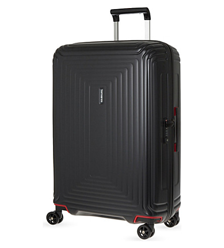 SAMSONITE Neopulse four-wheel suitcase 69cm (Matte+black