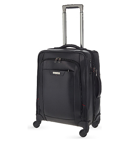 SAMSONITE Pro-DLX 4 four-wheel suitcase 55cm (Black