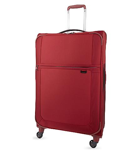 SAMSONITE Uplite four-wheel expandable suitcase 78cm (Red