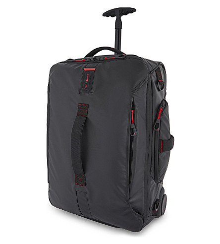 SAMSONITE Paradiver duffle backpack case 55cm (Black