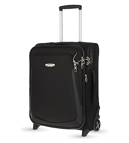 SAMSONITE X'blade 3.0 two-wheel cabin suitcase 55cm (Black