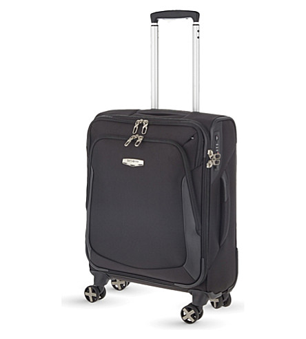 SAMSONITE X'blade 3.0 four-wheel cabin suitcase 55cm (Black