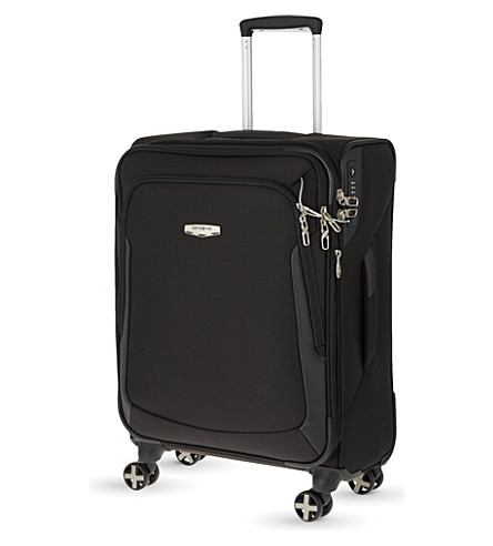 SAMSONITE X'blade 3.0 four-wheel expanding suitcase 63cm (Black