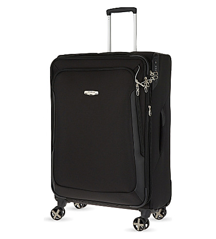 SAMSONITE X'blade 3.0 four-wheel suitcase 78cm (Black