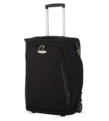 SAMSONITE X'blade 3.0 two-wheel garment cabin suitcase 55cm (Black