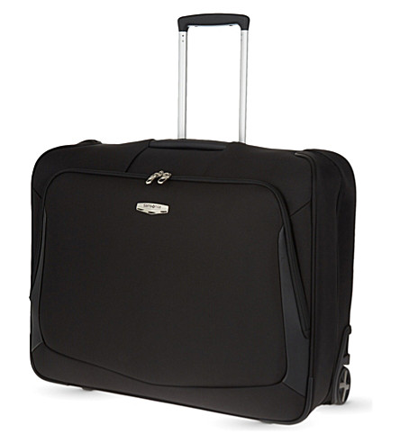 SAMSONITE X'blade 3.0 garment bag two-wheel 50cm (Black