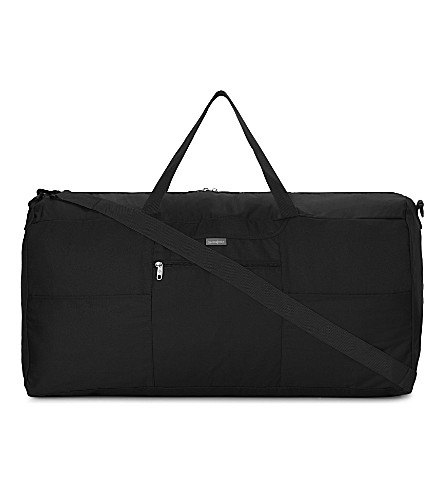 SAMSONITE Foldaway extra large duffle (Black