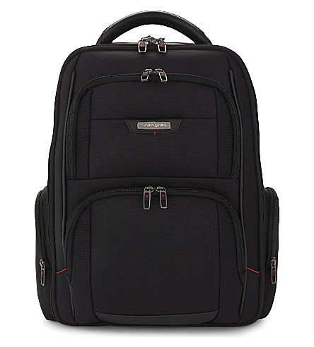 SAMSONITE Pro-DLX 4 business backpack (Black