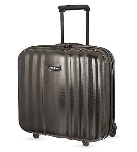 SAMSONITE Lite-Cube DLX two-wheel rolling tote plus 43cm (Black