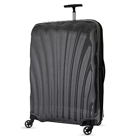 SAMSONITE Cosmolite four-wheel suitcase 75cm (Eclipse+grey