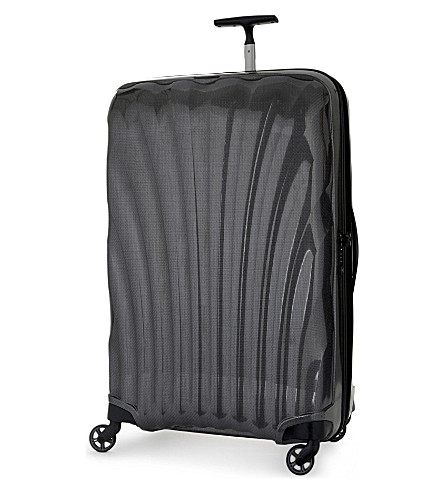 SAMSONITE Cosmolite four-wheel suitcase 86cm (Eclipse+grey