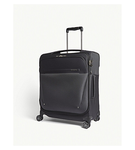 BLITE ICON B-lite Icon spinner four-wheel cabin suitcase 56cm (Black