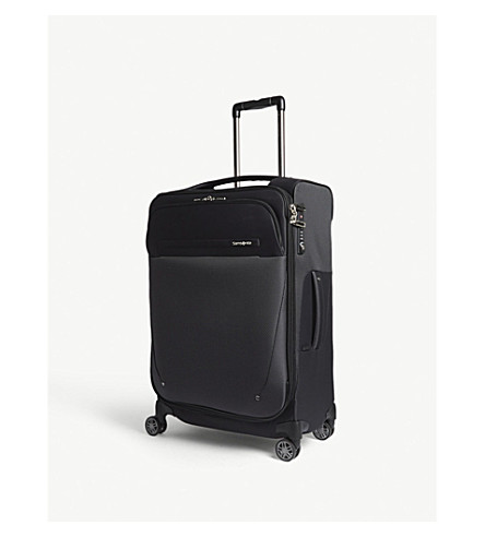 BLITE ICON B-Lite 3 Icon four wheel spinner expandable suitcase 63cm (Black