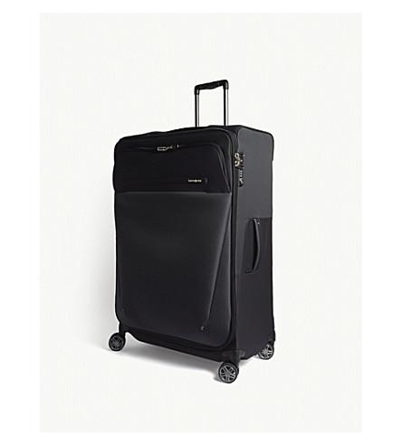 BLITE ICON B-Lite 3 Icon four wheel spinner expandable suitcase 83cm (Black