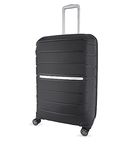 SAMSONITE Flux four-wheel suitcase 68cm (Black