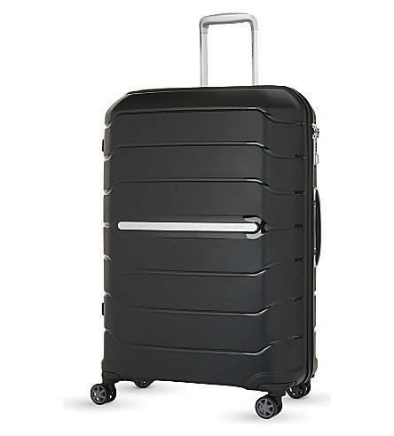 SAMSONITE Flux four-wheel suitcase 75cm (Black