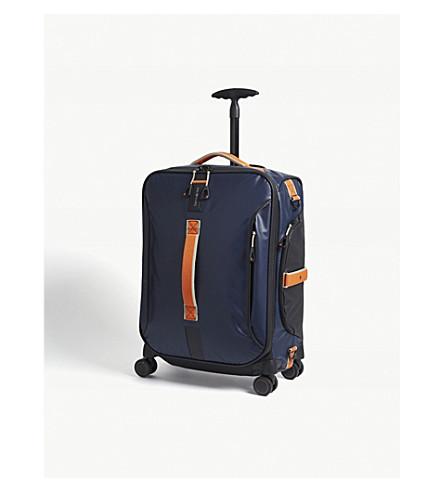 SAMSONITE Paradiver Light Duffle cabin size case 55cm (Blue+nights