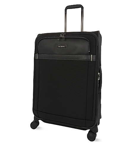 SAMSONITE Lite DLX spinner suitcase 67cm (Black