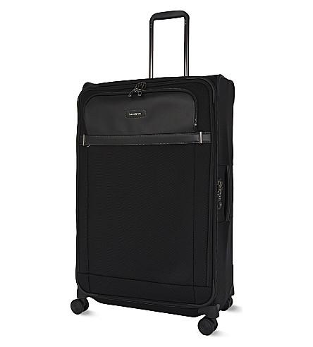 SAMSONITE Lite DLX spinner suitcase 79cm (Black