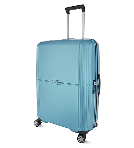 SAMSONITE Orfeo spinner suitcase 69cm (Blue+lagoon