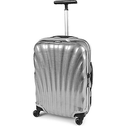 SAMSONITE Cosmolite 55 spinner suitcase (Silver