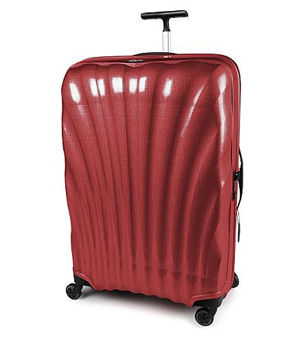 SAMSONITE Cosmolite 75 spinner suitcase (Red