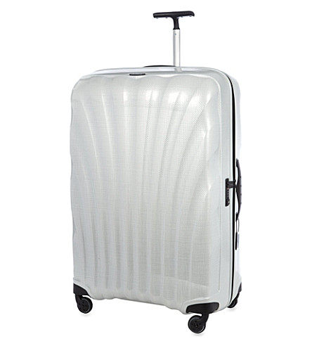 SAMSONITE Cosmolite 86 spinner suitcase (White